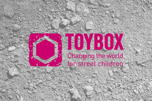 Toybox brand identity project management