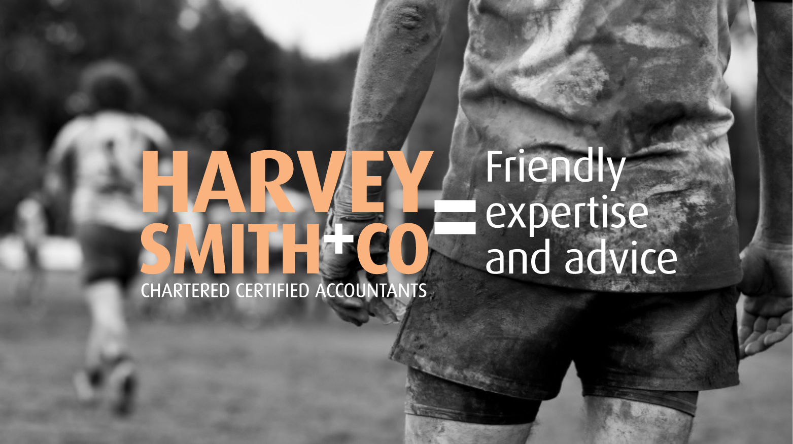 Image link for Harvey Smith & Co brand design