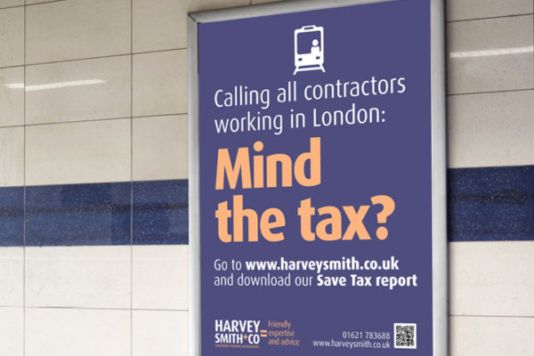 Harvey Smith & Co poster