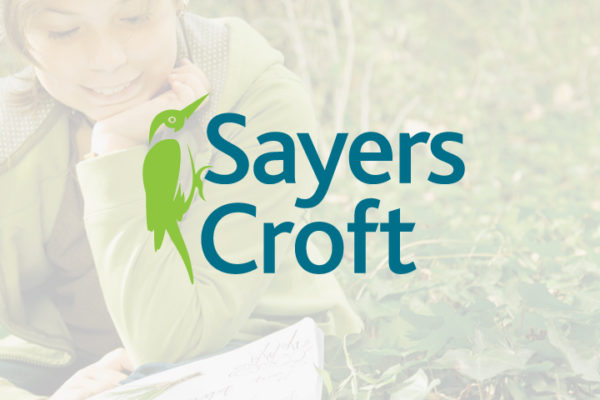 Sayers Croft identity redevelopment