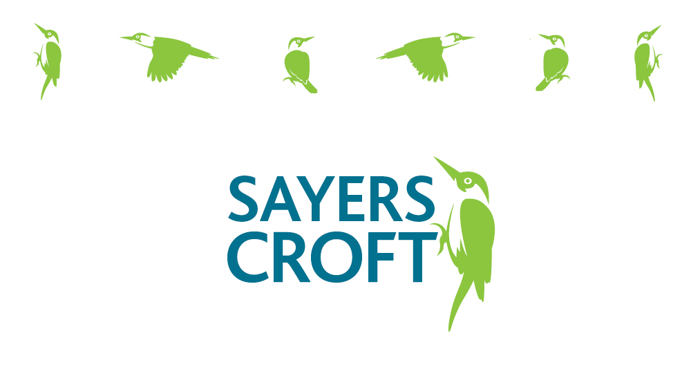Sayers Croft logo design