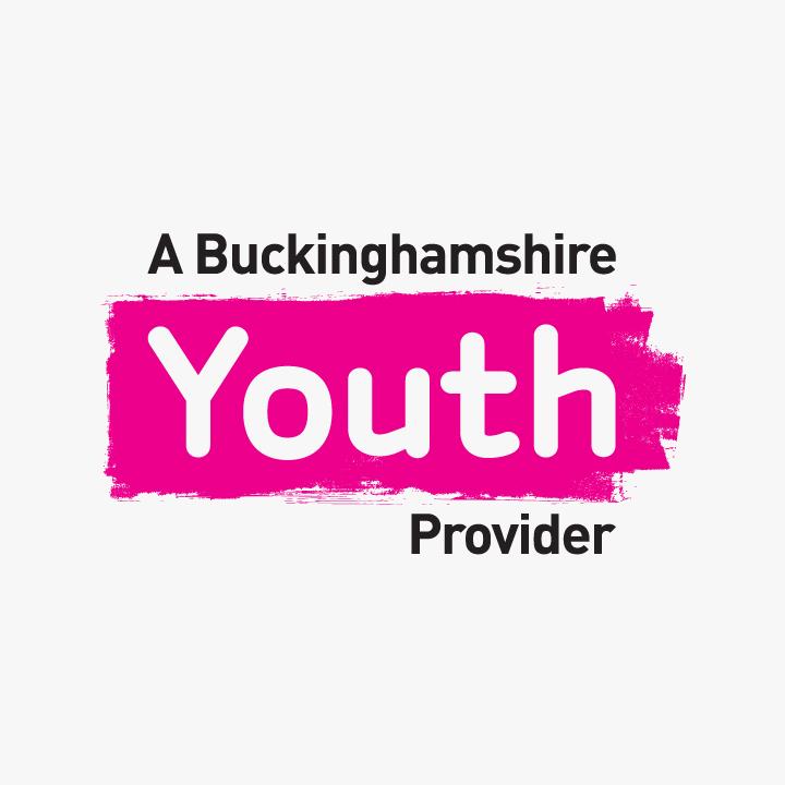 Bucks Youth provider logo design